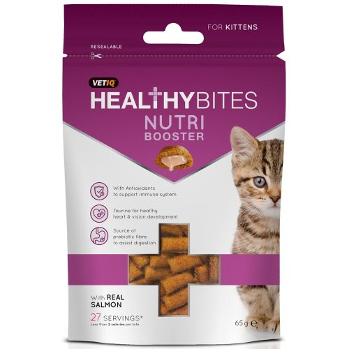 VetIQ Nutribooster Kitten Treats
