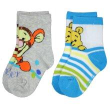 Winnie the Pooh Baby Socks