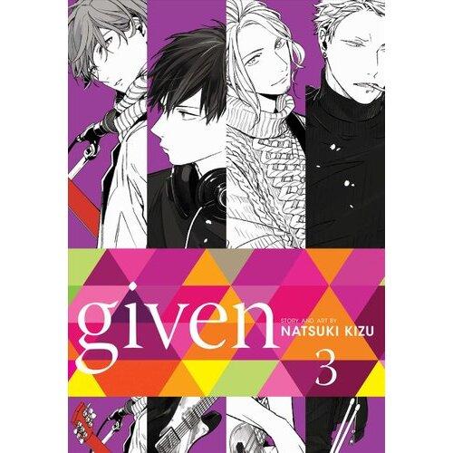 Given, Vol. 3