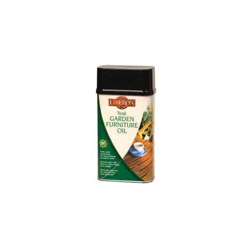 Liberon 500ml Teak Garden Furniture Oil