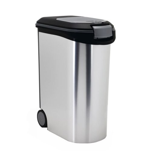 (20kg capacity) Storage Container Dry Dog Food Robust Airtight