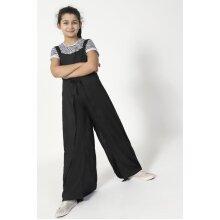 PUMPKIN Wide Leg Jumpsuit for Girls - Black