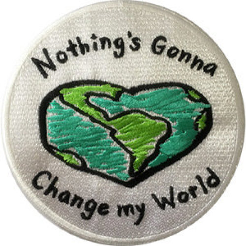 Patch - Lennon and McCartney - Change My World Icon-On p-4662