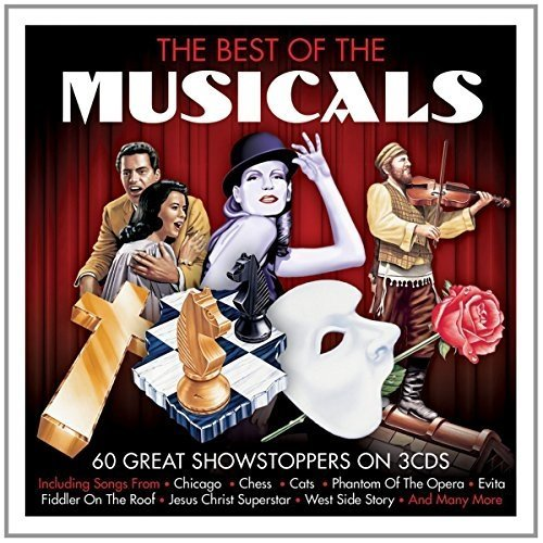 The Best of the Musicals [3cd Box Set]