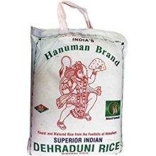 Hanuman - Dehradun Basmati/Biriyani Rice - 10kg