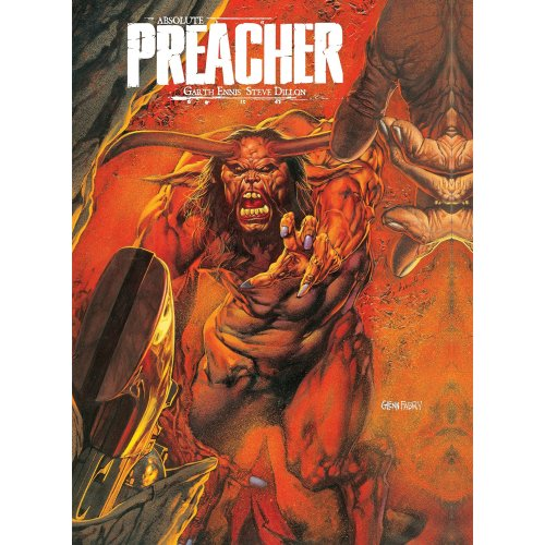 Absolute Preacher HC Vol 2