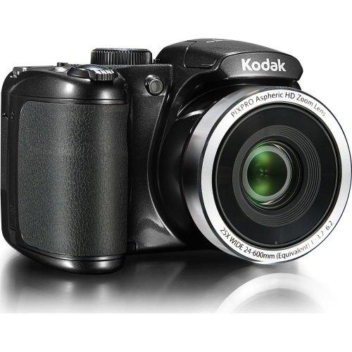 KODAK PIXPRO AZ252-BK Bridge Camera - Black, Black