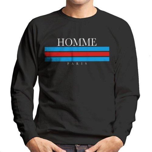Homme Paris Men's Sweatshirt