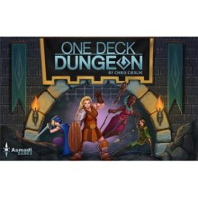 Asmadi Games ASN0080 One Deck Dungeon