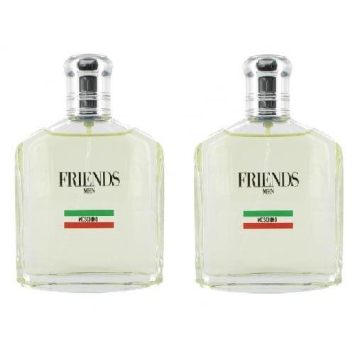 Moschino Friends For Men  - 40ml EDT Spray, Buy 1 Get 1 FREE.