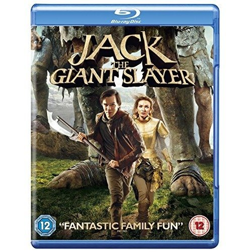 Jack the Giant Slayer [blu-ray] [2013] [region Free]