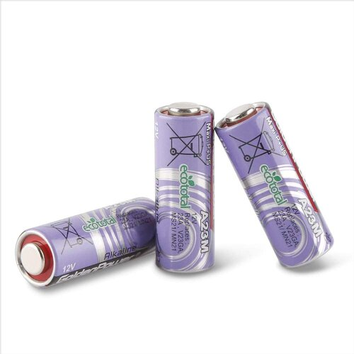 Batteries A23G 12v Batteries Non'Rechargeable Pack of 5
