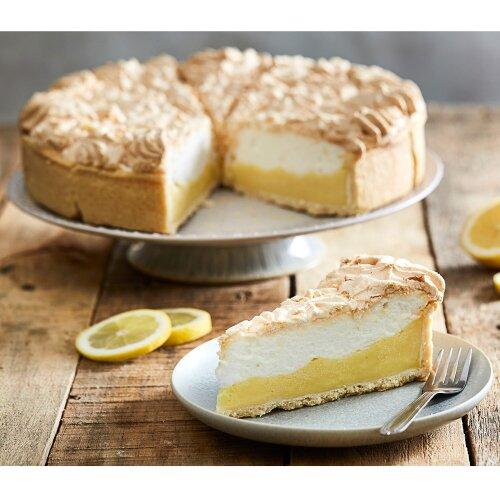Country Range Frozen Big Lemon Meringue Pie - 1x12p/ptn