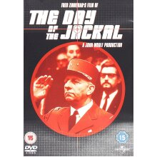 The Day Of The Jackal (DVD) - Used