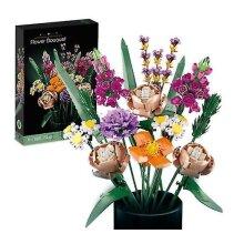 Flower Bouquet 10280 Building Kit
