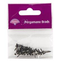 Pergamano Brads 3mm Black (40pcs) (PER-AC-70271-XX)