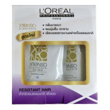 L'Oreal Xtenso Oleoshape Hair Straightener for Resistant Hair 125ml
