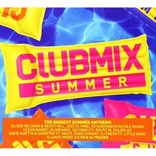 Clubmix Summer - Clubmix Summer [CD]