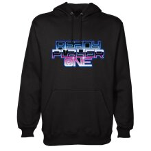 Ready Player One 'The High Five' (Black) Pull Over Hoodie