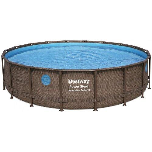 Bestway Pool POWER Steel Swim Vista 5.49m x 1.22m - 56977