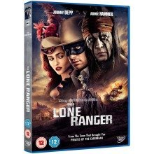 The Lone Ranger DVD [2013] - Used