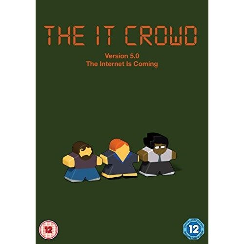 The IT Crowd - Version 5.0 The Internet Is Coming DVD [2015]