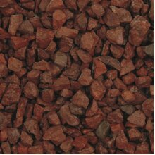 Red Granite Gravel Decorative Aggregates Chippings 20mm x 20Kg