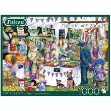 Falcon de luxe - The Village Show 1000 Piece Jigsaw Puzzle