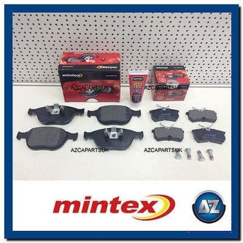 FRONT AND REAR MINTEX BRAKE PADS FORD FOCUS ST170 2.0 16V MK1 MDB2272 MDB1959