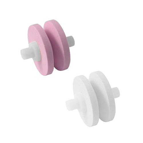 MinoSharp / Shinkansen Water Sharpener set of 2 replacement ceramic wheels for 220 models