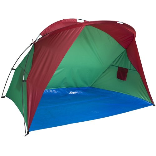 Trespass Lunan Beach Tent With Ropes And Pegs