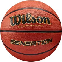 Wilson Sensation Basketball Ball - Size 5-7 (2020)