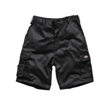 Dickies DIC83430B Redhawk Cargo Shorts Black Waist