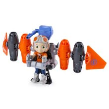 Rusty Rivets - Jet Pack Building Set with Rusty Figure, for Ages 3 and Up