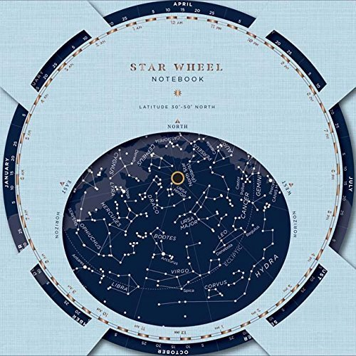 Star Wheel Notebook (Journals)