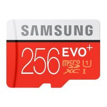 Samsung EVO Plus MB-MC256D 256GB MicroSDXC UHS-I Class 10 memory card