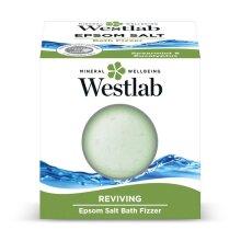 Westlab Natural Reviving Epsom Salt Bath Fizzer 150g