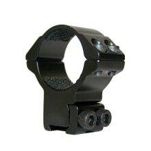 Hawke Match Mounts 30mm Med (2pce) 9-11mm Rail