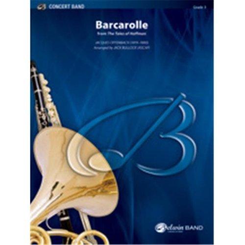 Alfred 00-38356 BARCAROLLE-BCB SET4D