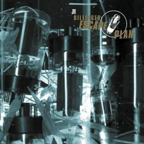 The Dillinger Escape Plan - Dillinger Escape Plan (digipak) [CD]