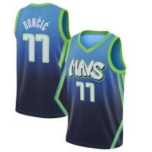 Dallas Mavericks Luka Doncic Men's Basketball Jersey Sport Shirts Sleeveless T-Shirt