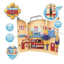 Fireman Sam Fire Rescue Playset