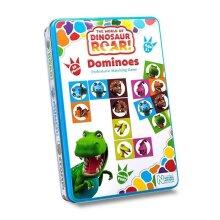 Dinosaur Roar Childrens Dominoes Game Set