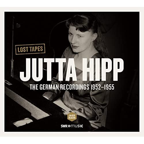 Jutta Hipp German Recordings 1952-1955