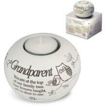 Said with Sentiment - Tealight Holder - Grandparent
