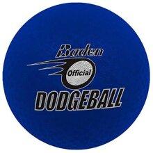Baden Dodgeball Sz 8.5in - Blue