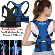 Magnetic Back Support Belt Brace