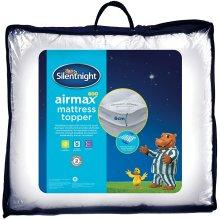Silentnight Airmax 600 Mattress Topper - Used
