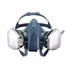 3M™ Reusable Half Face Mask, Medium, 7502