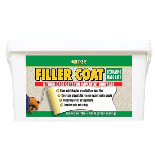 Everbuild Filler Coat for Painting Preparation 5 Ltr